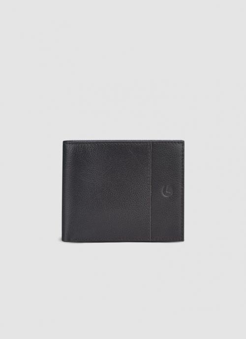 Language Shoes-Men-Maiz Bi-fold Wallet-Premium Leather-Brown Colour-Leather Accessories