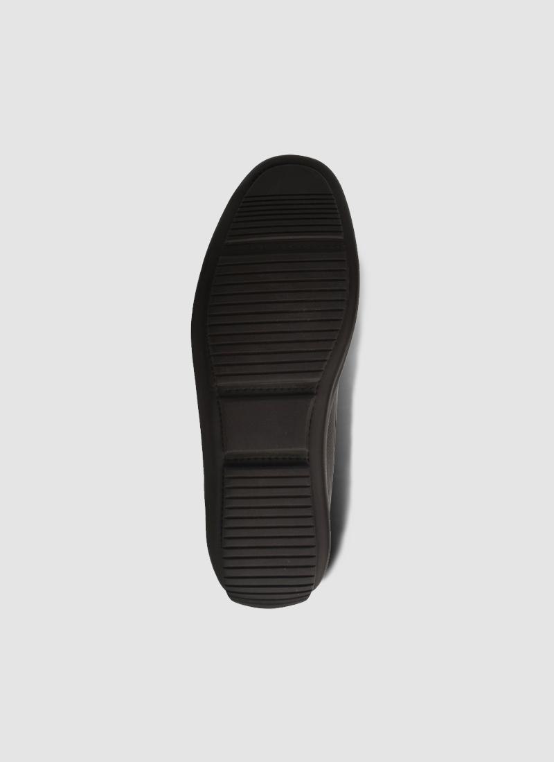 Language Shoes-Men-James Driver-Premium Leather-Brown Colour-Casual Shoe
