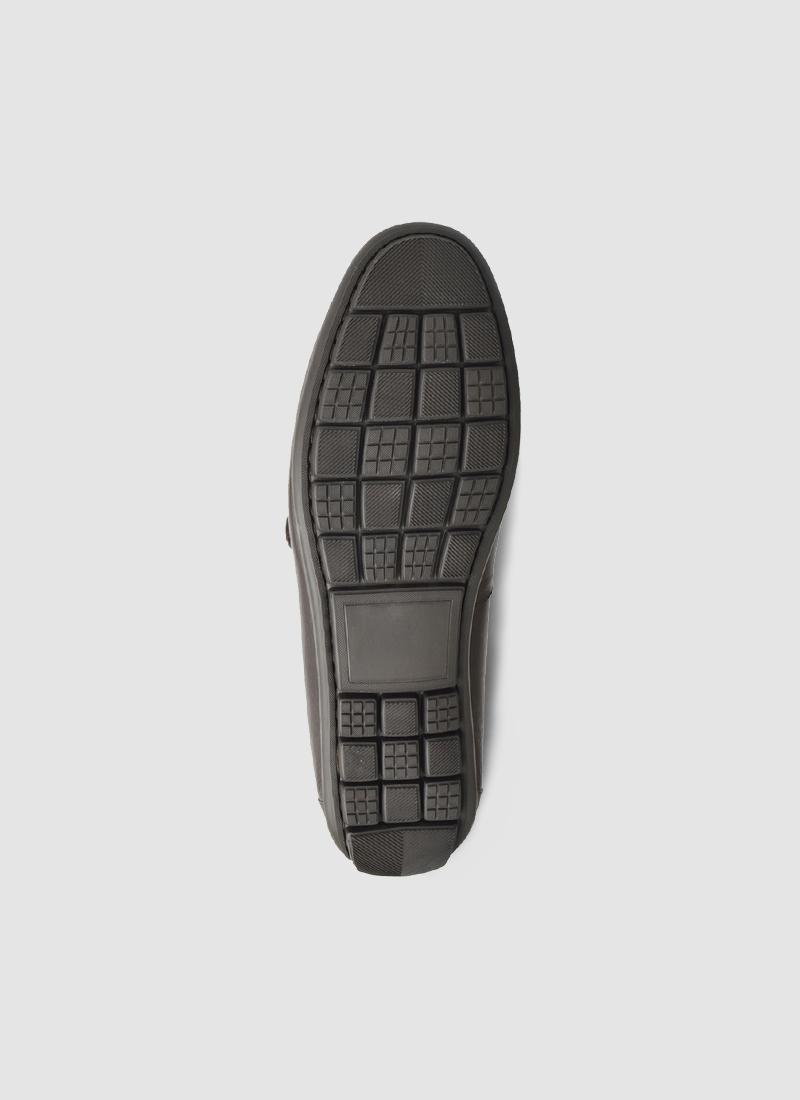 Language Shoes-Men-Justin Driver-Premium Leather-Brown Colour-Casual Shoe