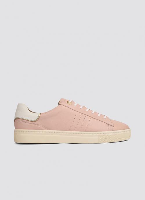 Language Shoes-Women-Cybele Sneaker-Premium Leather-Pink Colour-Sneaker